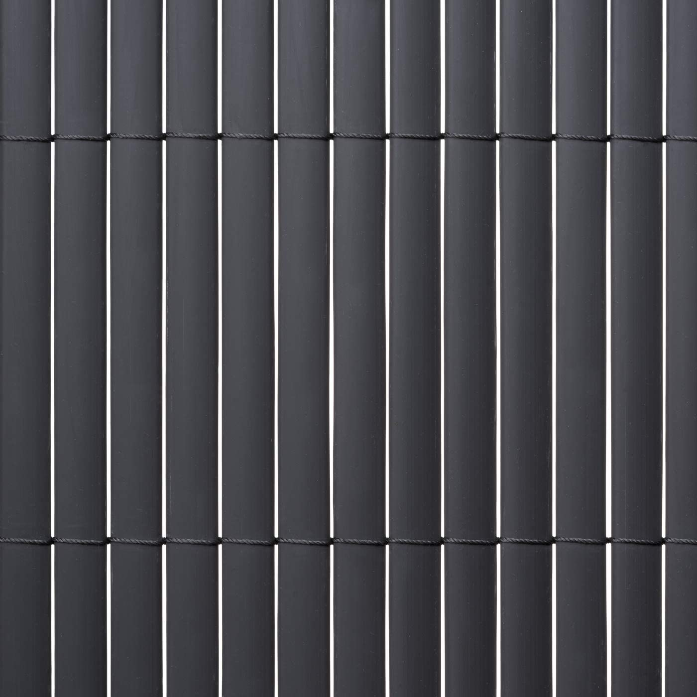 Ventanara Privacy Mat Privacy Screen PVC Privacy Panel Wind Protection for Garden Balcony Patio