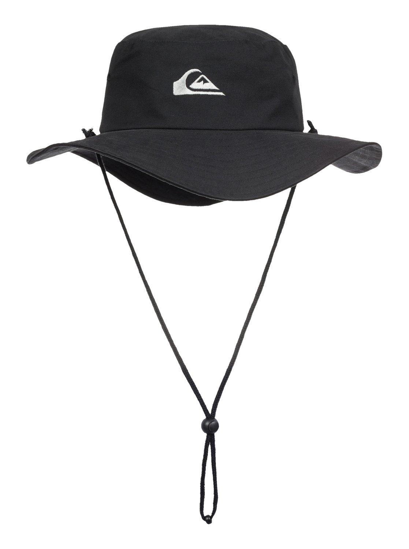 QUIKSILVER Mens Bucketeer Sun Protection Hat Sun Hat