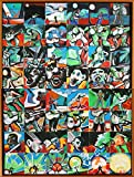 Untitled – Jazz Band in 48 Paintings Picture