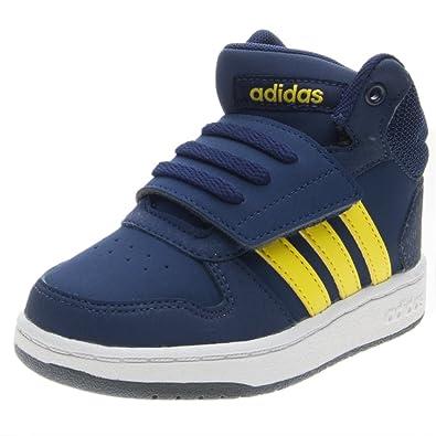 Adidas Baby SneakerMehrfarbigdarkblueshoyelftwwht B7594725 Eu 2 Mid Jungen 0 Hoops I zVSUqMp