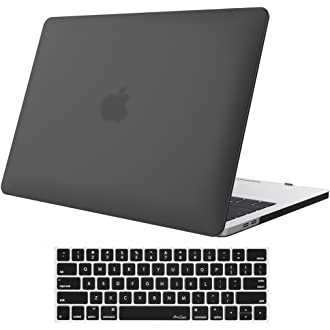 #4 ProCase MacBook Pro 13 Case 2018 2017 2016 Release A1989 A1706 A1708, Hard Case Shell