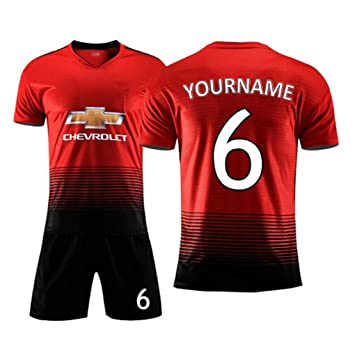 Uniformes y pantalones cortos de fútbol personalizados ...