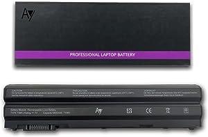 AY E6420 Battery 6-Cell [11.1V / 71WH]. AY High-Performance Replacement Laptop Battery Compatible E5420 E5430 E5520 E5530 E6420 E6430 E6520 E6530, Fits M5Y0X HCJWT KJ321 T54F3 T54FJ