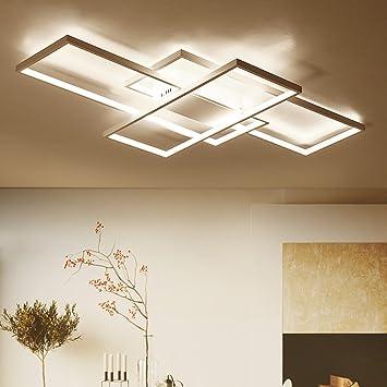 Lampe Rechteckige Minimalistischen Wohnzimmer Modernen Azw Zimmer WHIYD29E
