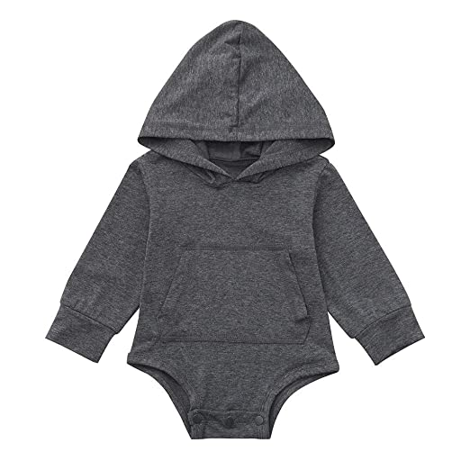 Amazon.com  Hoodie Romper bd027239d
