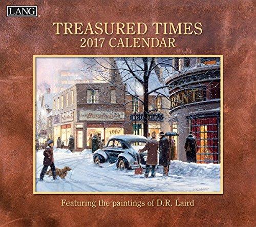 Treasured Calendar 13 375 inches 17991001882