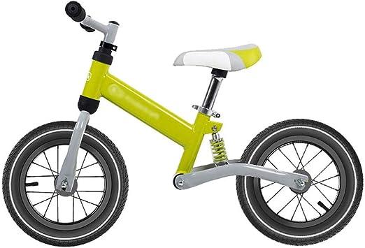 WHTBOX Bicicleta de Equilibrio para Aprender,Bicicleta de ...