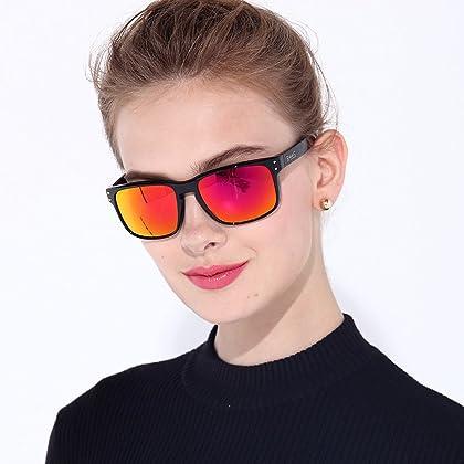 31293e95434 Polarized Option BNUS Italy made Classic Sunglasses for women men Corning  Real Glass Lens w. Polarized Option ...