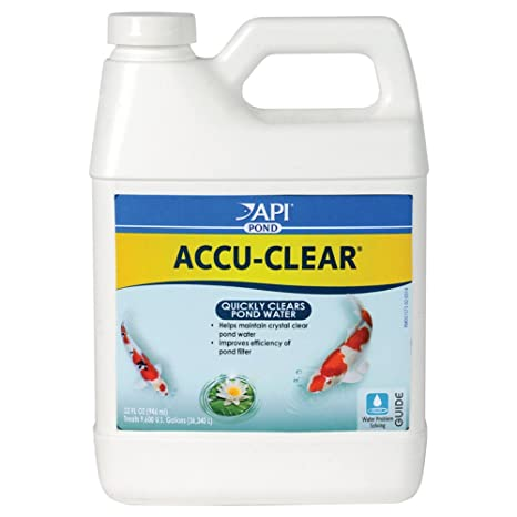 Mars Fishcare North America 317163071427 Pondcare 142G 32 Oz Accu-Clear  Pond Clarifier