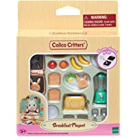 Calico Critters CC1836 Doll House Furniture and Décor, Breakfast Playset