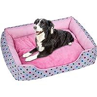 Soft Pet Dog Cat Bed Puppy Cushion House Pet Soft Warm Kennel Dog Mat Blanket