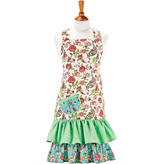 Ulster Weavers Colourful Floral Apron