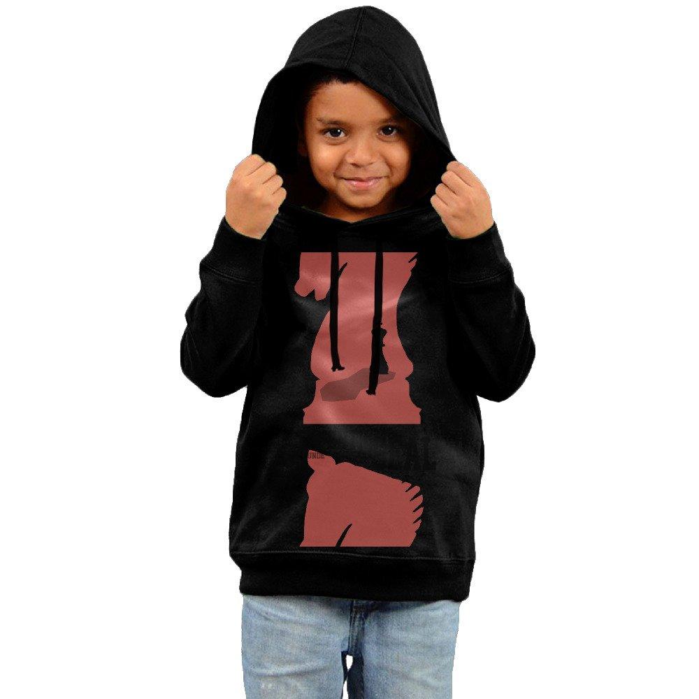 The Seventh Seal Ingmar Bergman Cute Child Hoodie Sweatshirt