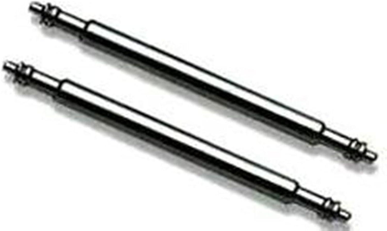 Federstege 15 mm 4 Stück Profi