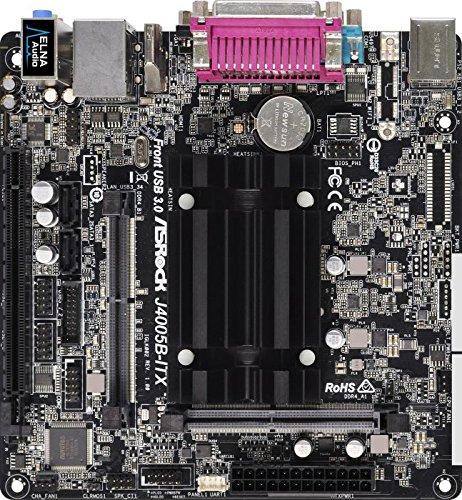 90-MXB5L0-A0UAYZ ASRock Intel J4105B-ITX Gemini Lake M-ATX 2xD4 2400 USB3 SATA3 M-ATX, 2xD4 2400 USB3 SATA3