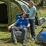 Timber Ridge Oversized XL Padded Zero Gravity Chair - Blue