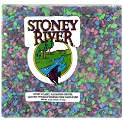 Stoney River Aquarium Gravel, 2 lb