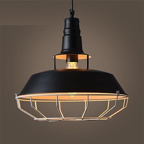SADASD - Lámpara de techo de diseño moderno, estilo retro ...