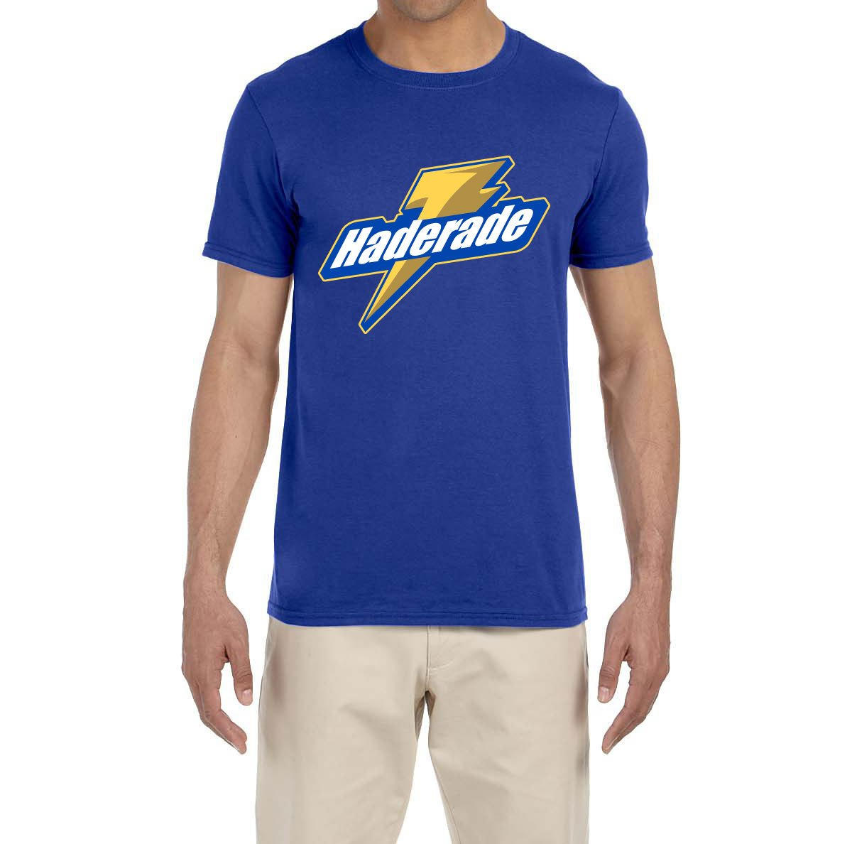 Tobin Clothing Navy Milwaukee Haderade T-Shirt
