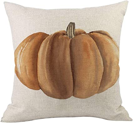 TOPBIGGER Fall Pillow Covers Autumn