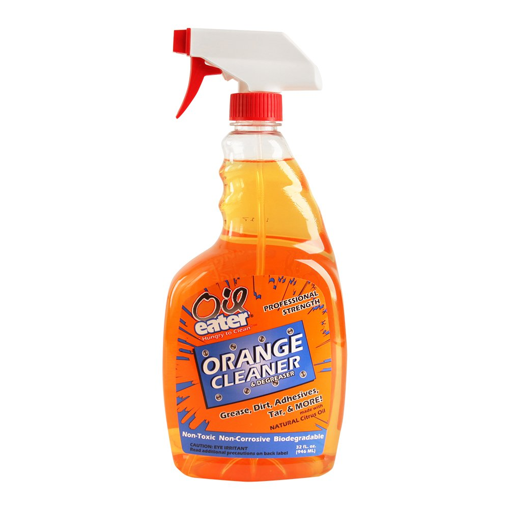 Oil Eater Aod3211902 Orange Cleaner Degreaser 32-Ounce