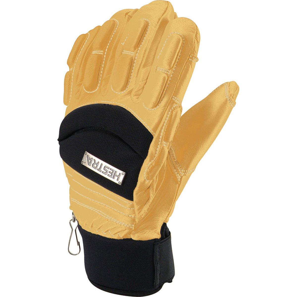 Hestra Vertical Cut Freeride Glove Natural Brown, 9