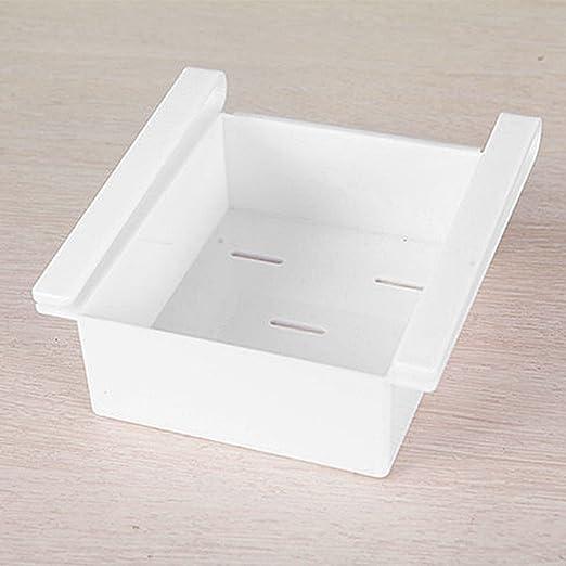 Mini cajón divisor, organizador de almacenamiento de refrigerador ...