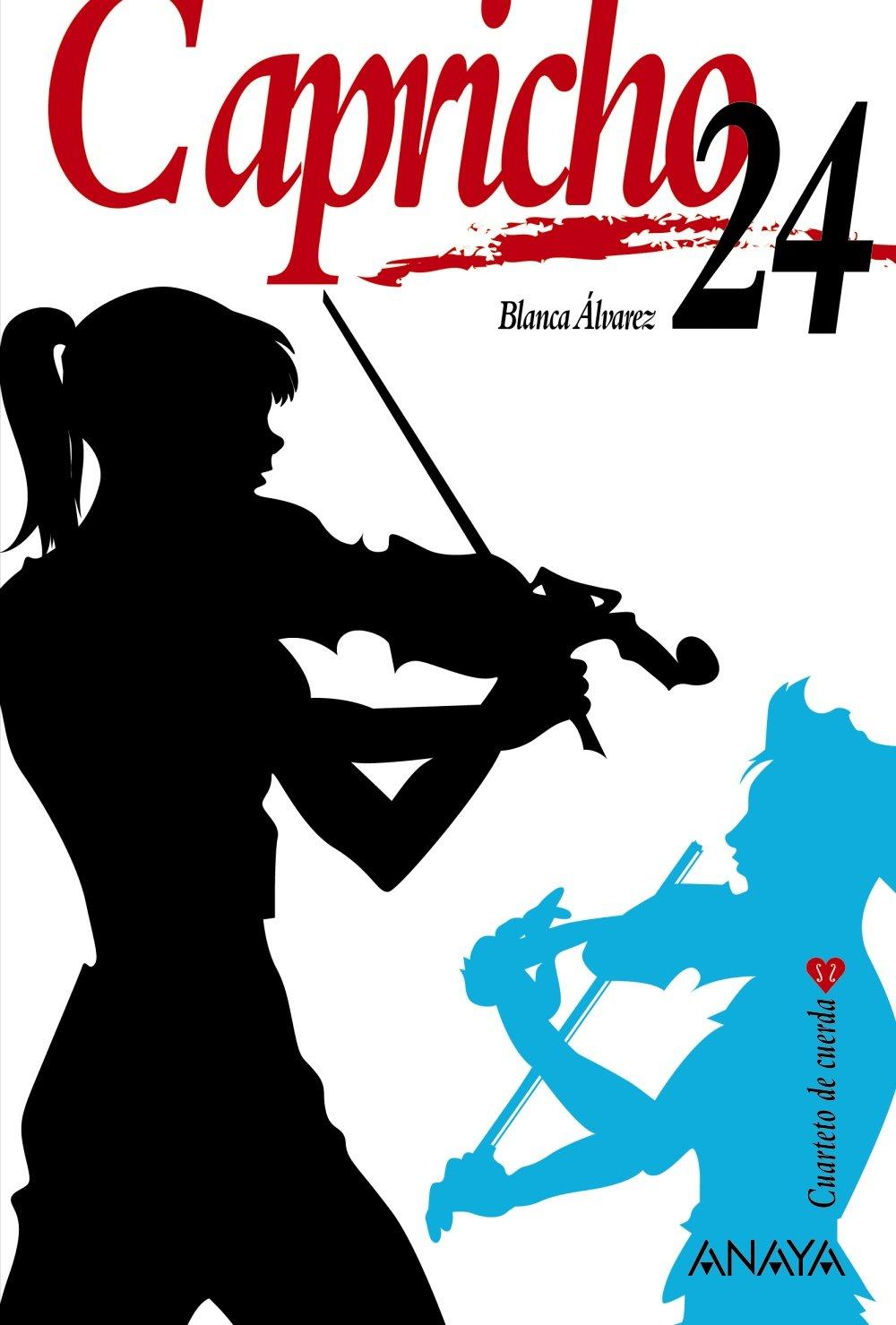 Download Capricho 24 / Caprice 24 (Cuarteto de cuerda / String Quartet) (Spanish Edition) ebook