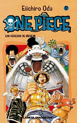 Descargar Libro One Piece Nº 17: Los Cerezos De Hiruluk Eiichiro Oda