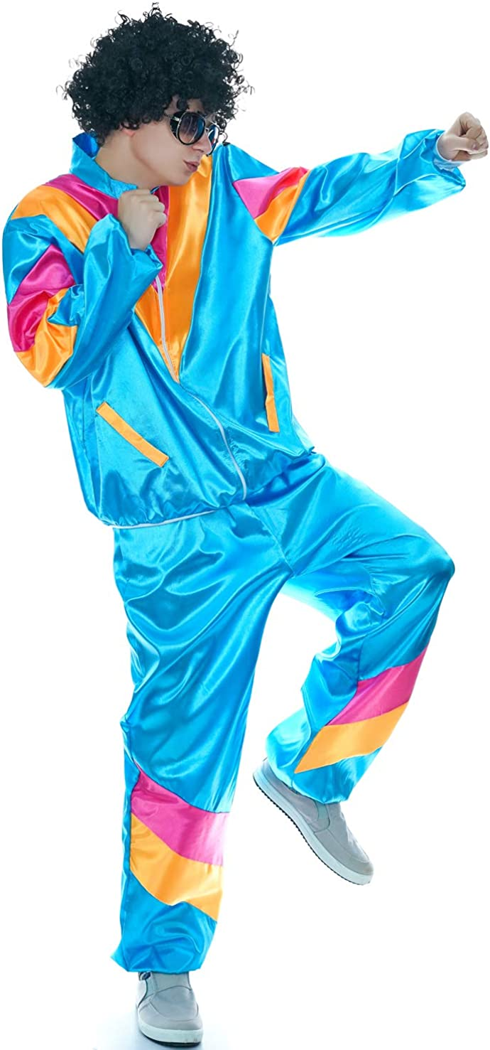 80s Costumes, Outfit Ideas- Girls and Guys DSplay Adult Women&Mens Retro 80s 90s Hippie Costumes $29.65 AT vintagedancer.com