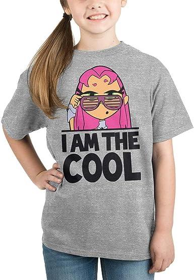 Kids Custom Cute Cartoon Girl T-Shirts Boys Girls Teenager Tee Shirt Children Youth Graphics Tees