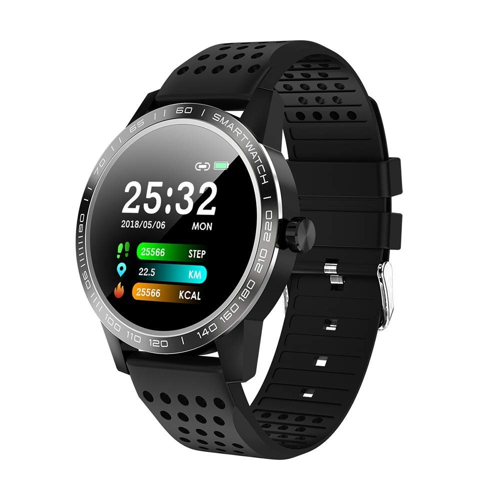 BEANBIAO Smart Watch IP68 Impermeable Rastreador de ...