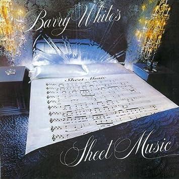 Barry White - Sheet Music [Music CD] - Amazon com Music