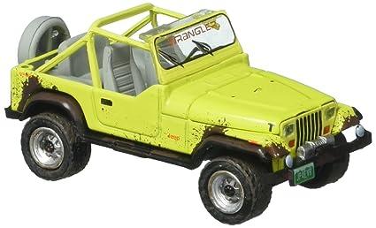 Amazon Greenlight 164 The Hobby Shop Series 3 1991 Jeep
