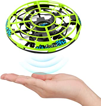 KitMaster® Air Mini Drone Infrared RC Helicopter Quadcopter Kids//Adults Toy Gift
