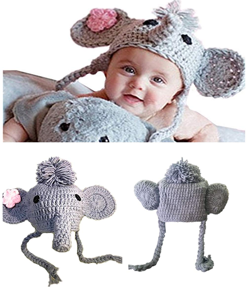 Ravelry: Elephant Hat and Diaper Cover for Boy or Girl pattern by ... | 1167x1001