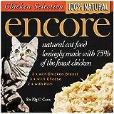 Encore Cat Tin Multipack Chicken 8 x 70g