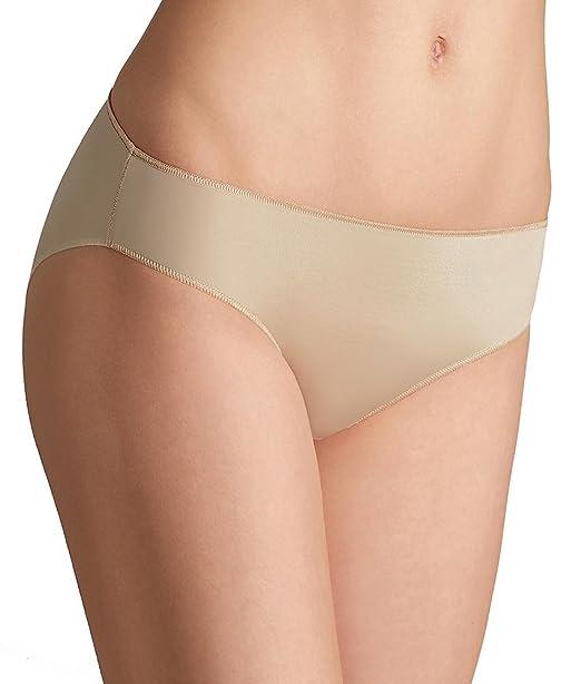 6ee6ac44c44c TC Fine Intimates Women's TC Edge Microfiber Hipster A403, Nude XL ...