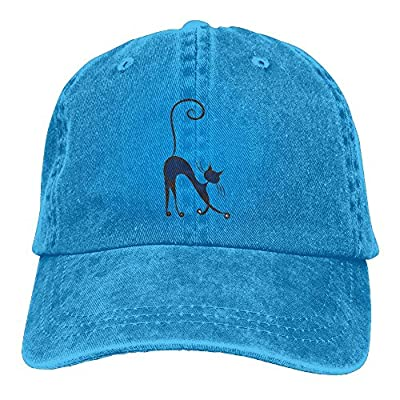 FBGVFD Siamese Kitten Cat Baseball Caps Fashionable Fitted Sized Snapback Hat For Kids