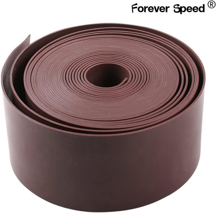per bordi prato o aiuola 50m x 10cm PE 2mm Forever Speed Rullo liscio in plastica