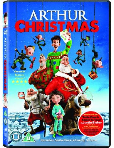 amazoncom arthur christmas movies tv - Arthur Christmas Dvd