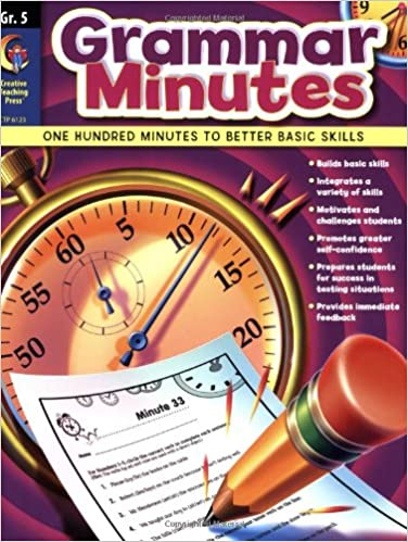Workbook adverb of manner worksheets : Grammar Minutes Gr. 5: Kathleen Hex: 9781606891247: Amazon.com: Books