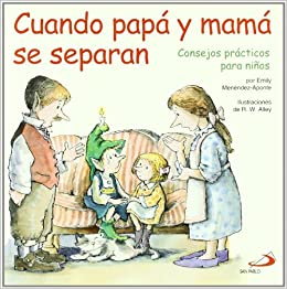libros para ninos separacion padres
