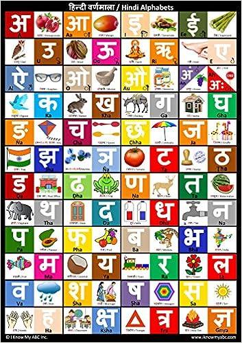 Hindi Varnamala Pdf