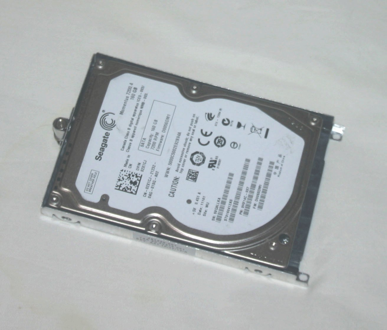 HP Compaq nx6310 Notebook Seagate HDD Driver (2019)