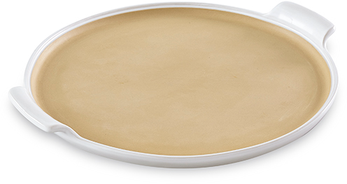 White Large Round Stone - Shop | The Pampered Chef
