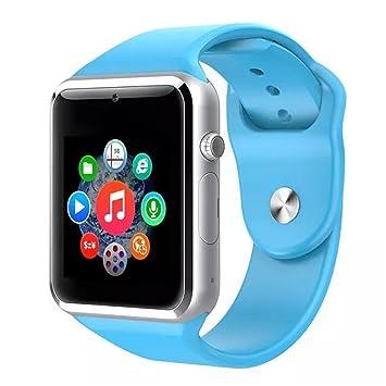 Y#x3010;Hispanófobo y#x3011;Smartwatch PADGENE® Bluetooth4,0 GM09 ...