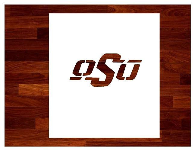 University of Oklahoma OU ~Stencil ~ Multiple Sizes ~ Custom Stencil