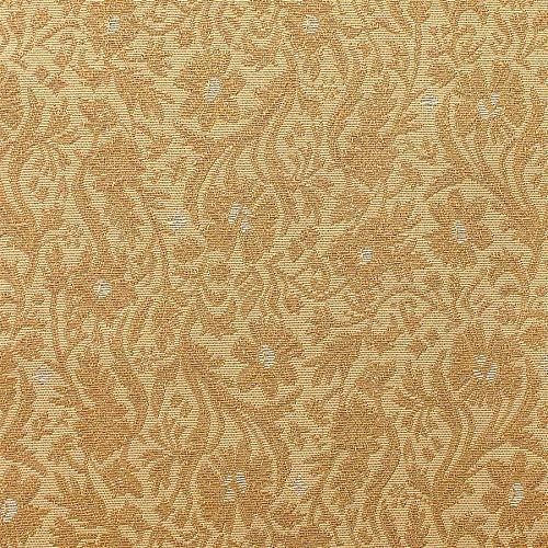Design Toscano French Baroque Honey Upholstered Large Bench