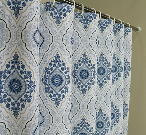 welwo stall shower curtain 36 x 72 inch 782939263359 ebay. Black Bedroom Furniture Sets. Home Design Ideas